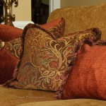 Rust & Brown Pillows