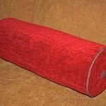 Red Bolster
