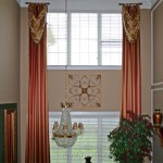 Two Story Drapes