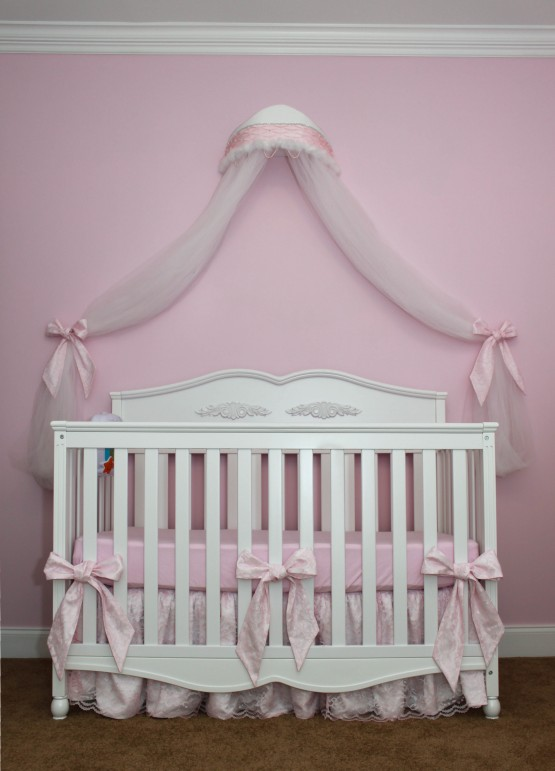 Princess Crib