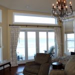 Draperies and Roman Shades